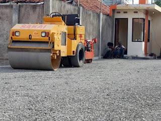 Jasa Perbaikan Jalan Aspal Jakarta Murah