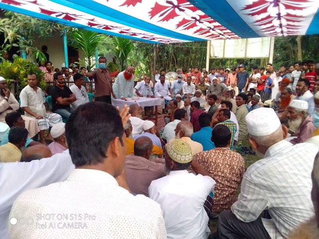 সিরাজগঞ্জ রতনকান্দিতে দানের ছাগল বিক্রি করে টাকা আত্মসাতের অভিযোগ