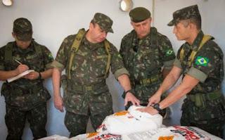 Exército torna mais rigoroso controle do transporte e uso de explosivos