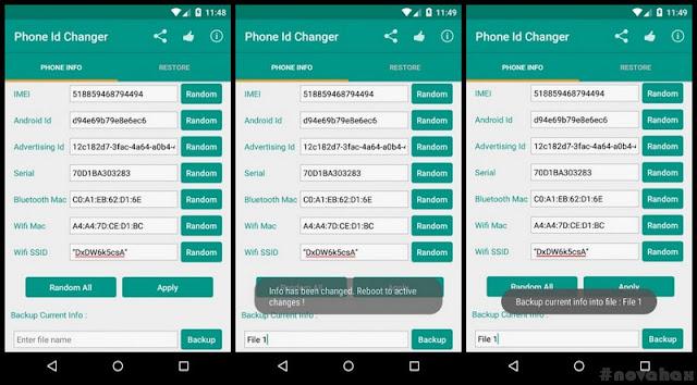 Device id changer pro full apk