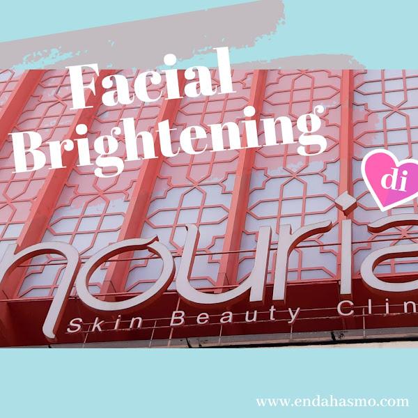 Facial Brightening Treatment di Nouria Skin Beauty Solution