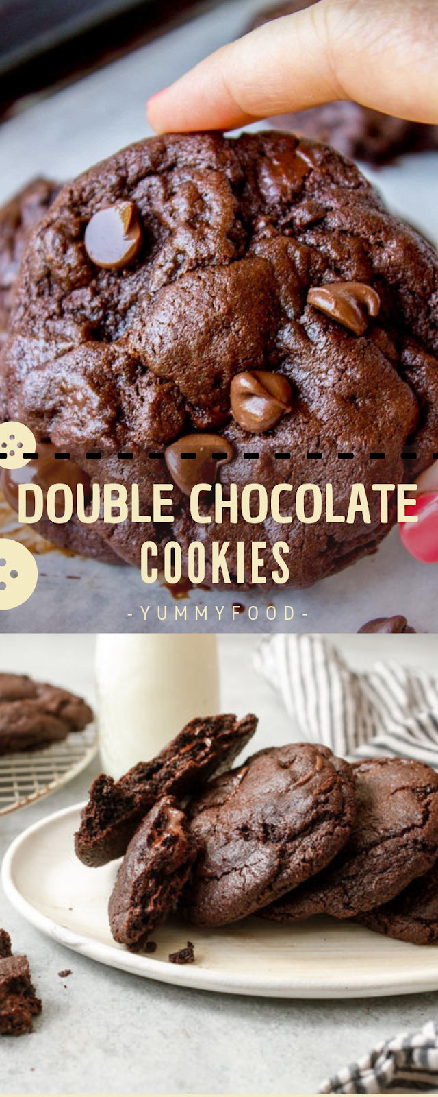 DOUBLE Chocolates COOKIES