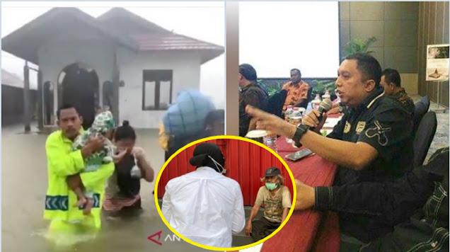 Habib Banua: Banjir, Mensos RI Harus ke Kalsel Jangan Cuma Blusukan di Jakarta