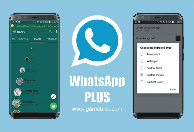 WhatsApp Plus MOD APK Full Unlocked