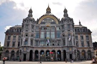 6. Antwerp Central