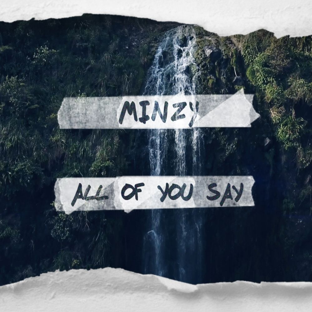 GONG MINZY – ALL OF YOU SAY – Single (FLAC)