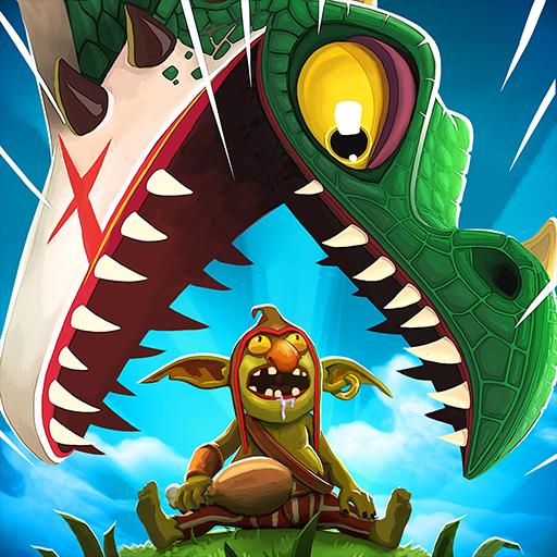 تحميل لعبه Hungry Dragon™ مهكره وجاهزه