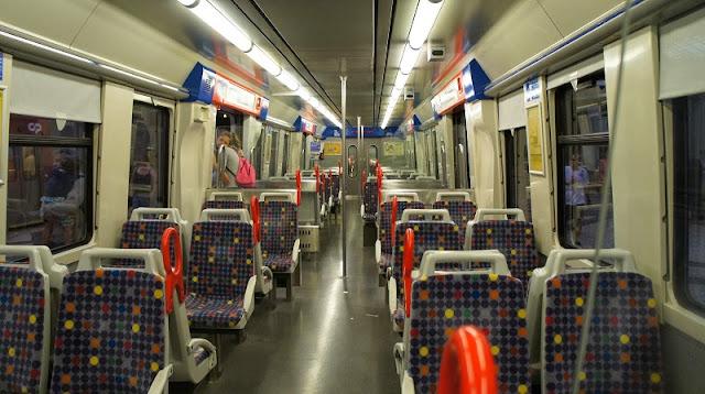 Trem de Lisboa a Sintra