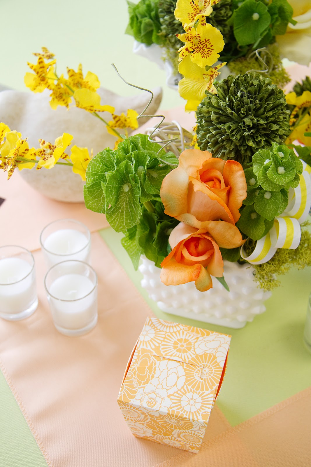 Ask Cynthia Table Decor Spring Fling