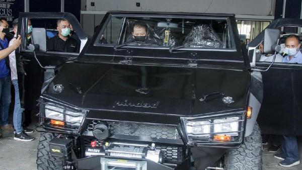 Alasan Bupati Jember Terpilih Beli Mobil Maung Pindad untuk Dinas