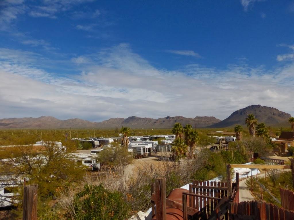 Metamorphosis Road Campground Review Desert Trails Rv