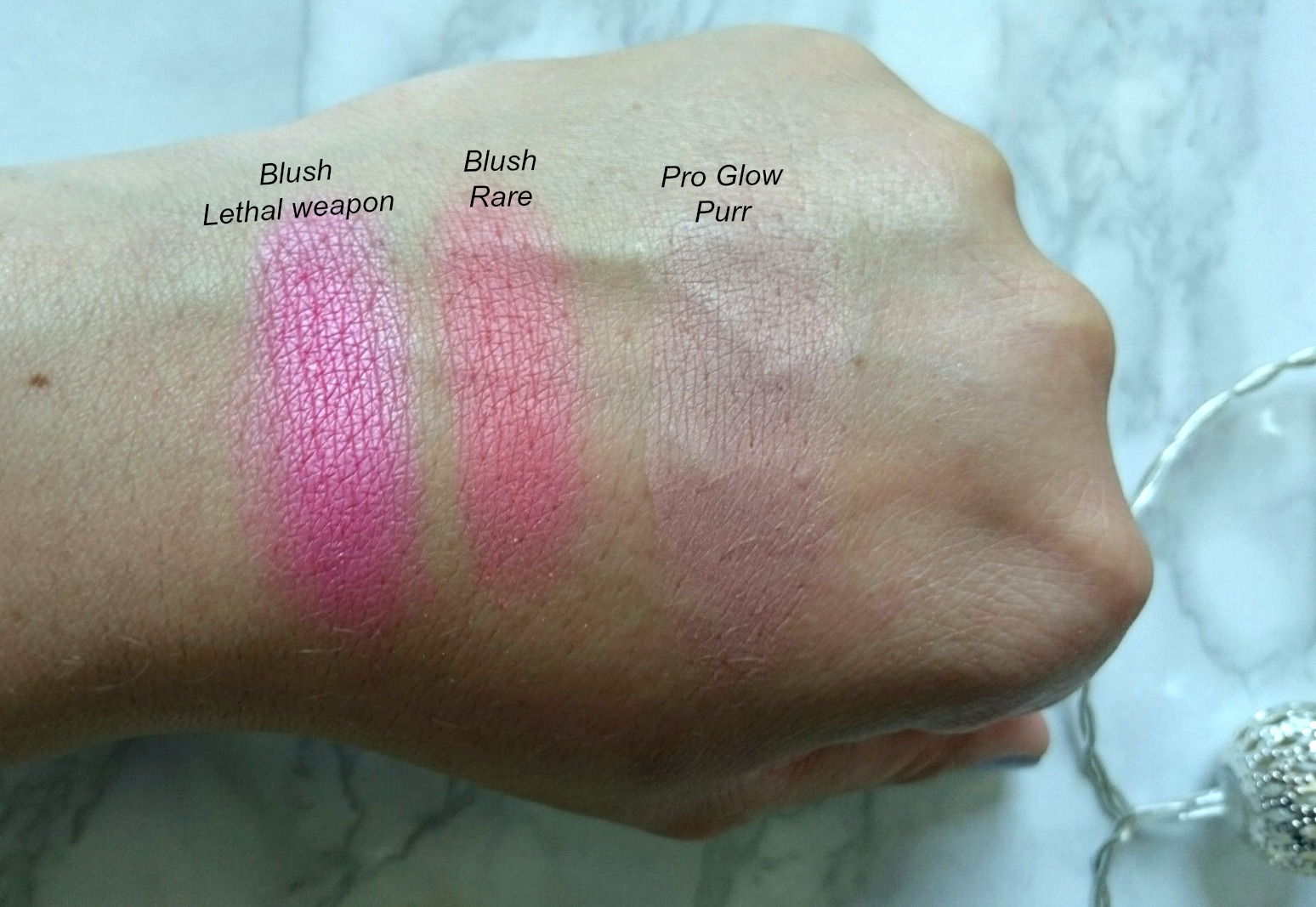 freedom makeup blushes