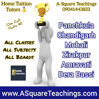 HOME TUITIONS IN CHANDIGARH