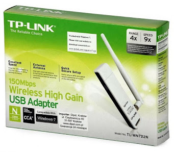 TP-Link TL-WN722N Driver For Windows