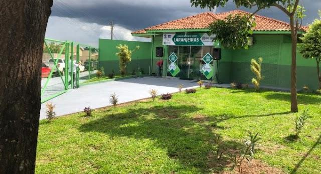 Rio Verde recebe mais uma unidade de saúde totalmente reformada e ampliada