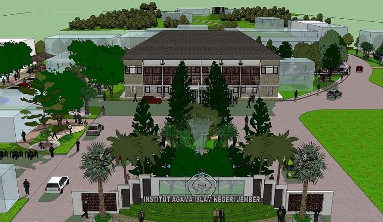 PENERIMAAN MAHASISWA BARU (IAIN JEMBER) 2018-2019 INSTITUT AGAMA ISLAM NEGERI JEMBER