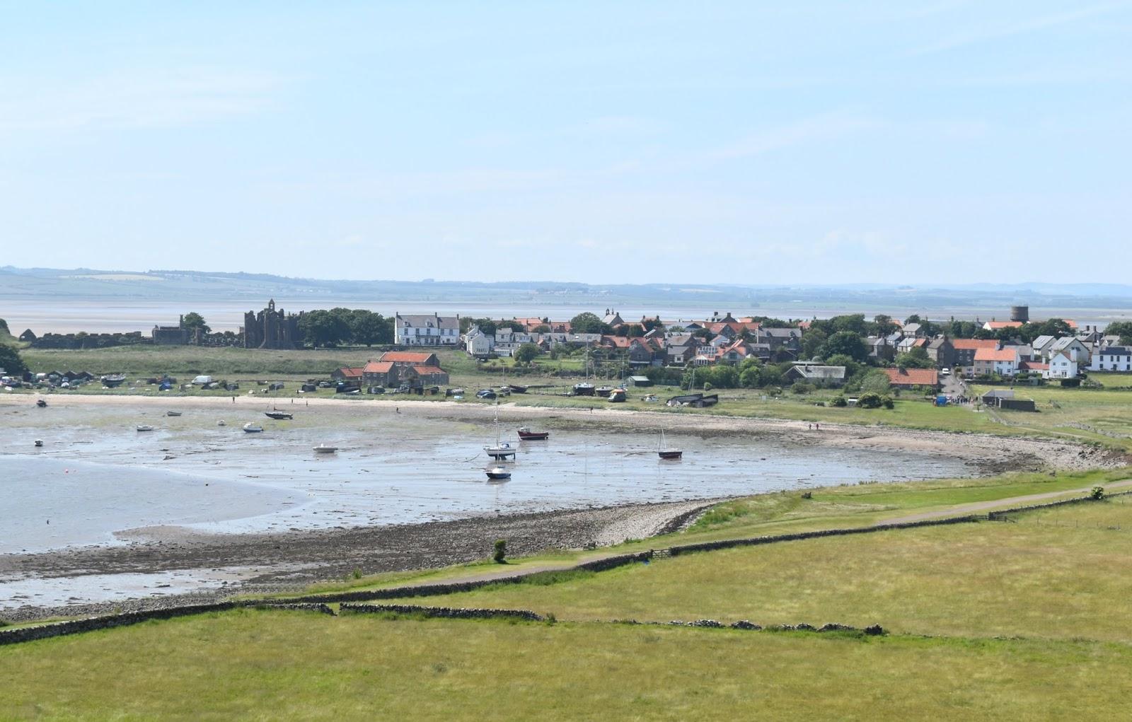 Holy Island - Lindisfarne in Northumberland