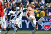 Zlatan Ibrahimovic scores two amazing goals for Los Angeles Galaxy in his MLS debut
