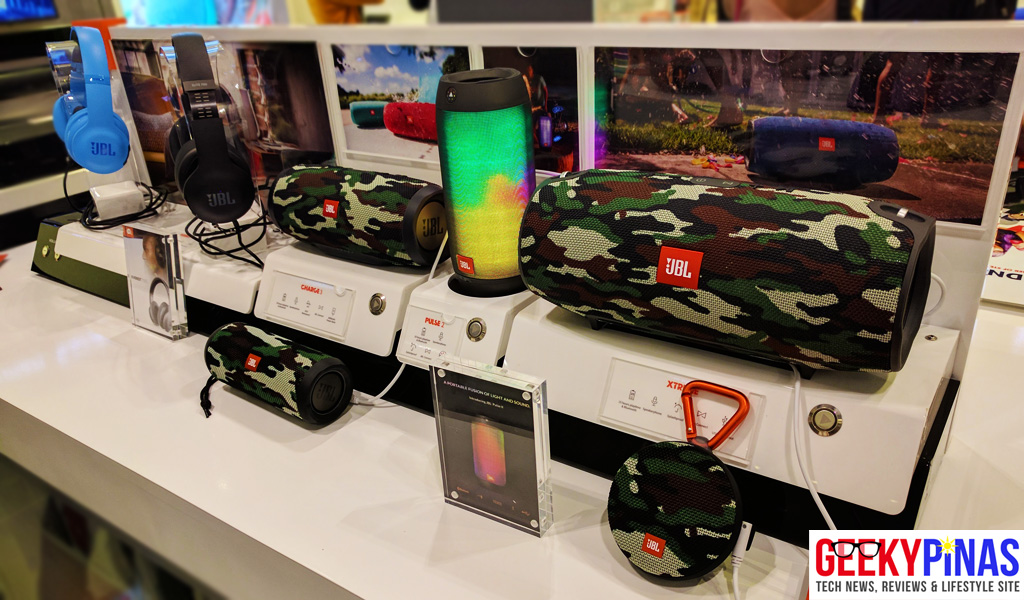 JBL Festival Mall - JBL Headphones and wireless speakers