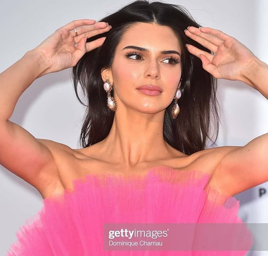 Red Carpet: Kendall Jenner Is Truly A Pink Barbie With Her Fluffy Kinda Gown At Cannes Film Festival | PICTURES