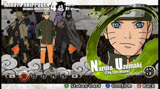 Mod Texture Naruto [The Last Movie] NSUNI