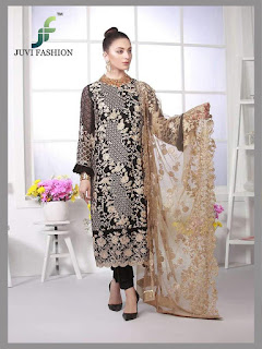 juvi fashion Azure festival eid collection pakistani suits wholesaler