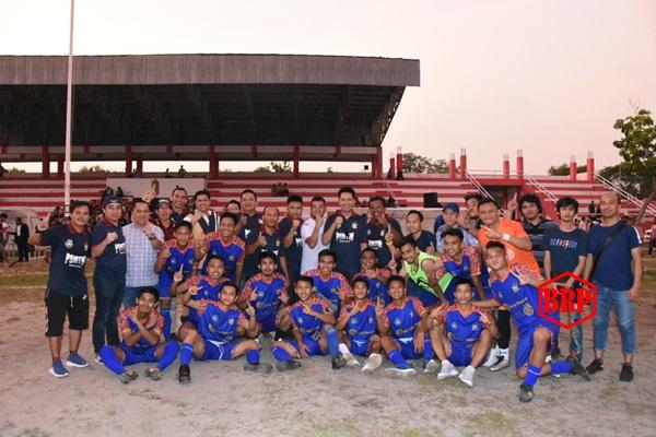 Nadalsyah Sambut Gembira PSMTW Juarai Liga 3 Zona Kalteng