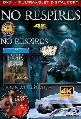 Noches Terroríficas 4X1 COMBO HD DVD LATINO