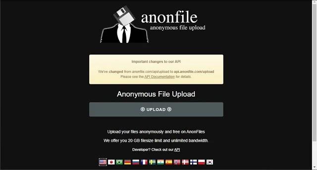 أفضل المواقع المجانية لرفع الملفات مجانا وبرابط مباشر