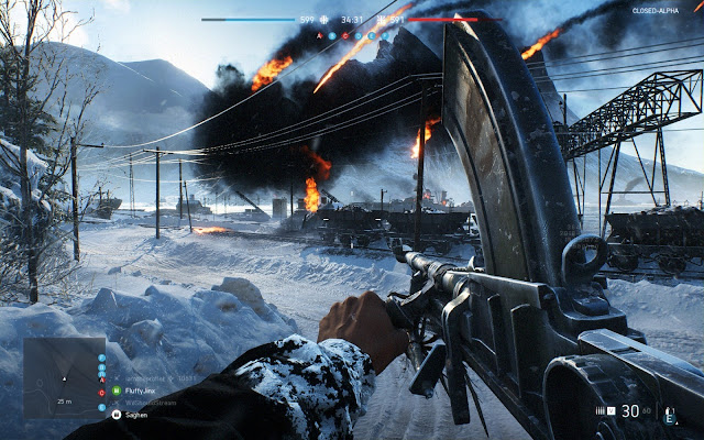 Battlefield 5 Most Graphic demanding PC Games 2020