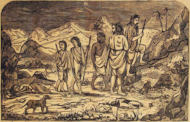 How Did Pandavas Die And What Happened On Their Way To Swarga Loka
