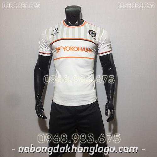Áo  CLB Chelsea training màu trắng 2020