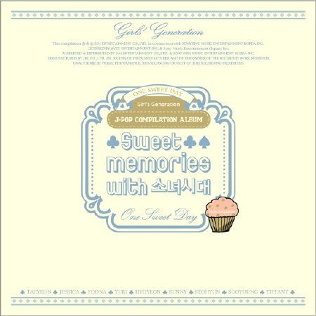 Girls' Generation – Sweet Memories with Girls' Generation (Japanese) (FLAC)