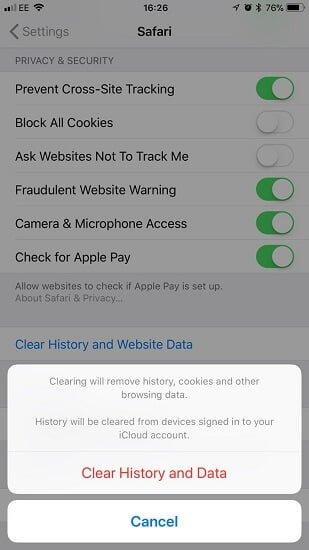 Xóa file rác trên điện thoại IOS cực kỳ dễ