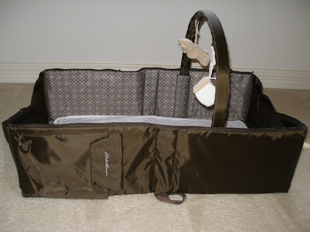 Tourist Baby Travel With Kids Product Eddie Bauer Infant Bed