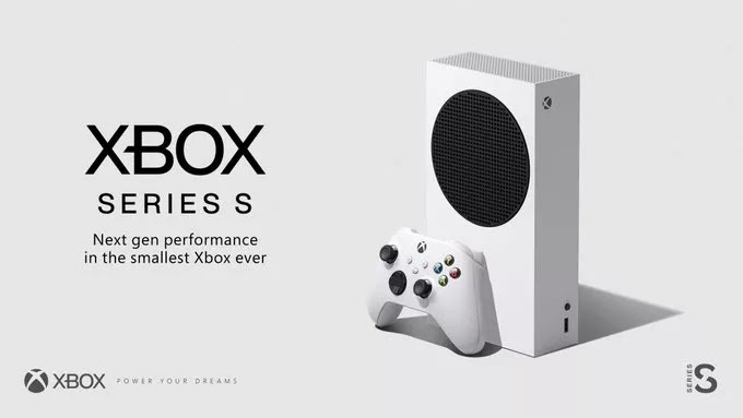 Xbox makes its cheap shot with series s