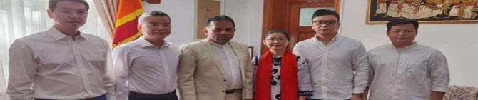 A Ceylonese 'Princess' In China, Internet Erupts In Anger And Dismay In Sri Lanka