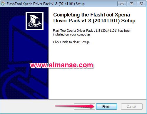 flash Tool drivers