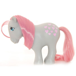 My Little Pony Snuzzle Year One Collector Ponies G1 Pony