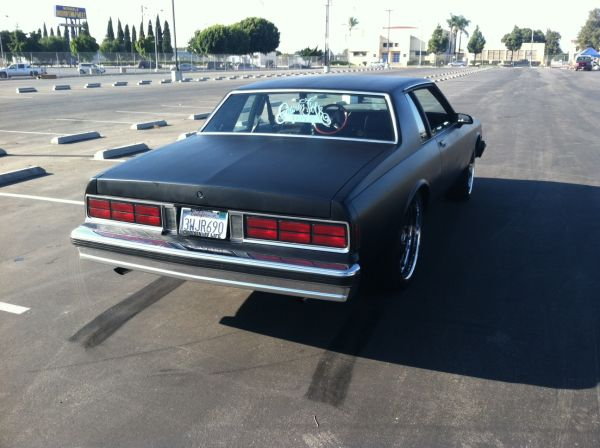 Daily Turismo: 10k: 1986 Chevy Caprice w/LS1 Swap