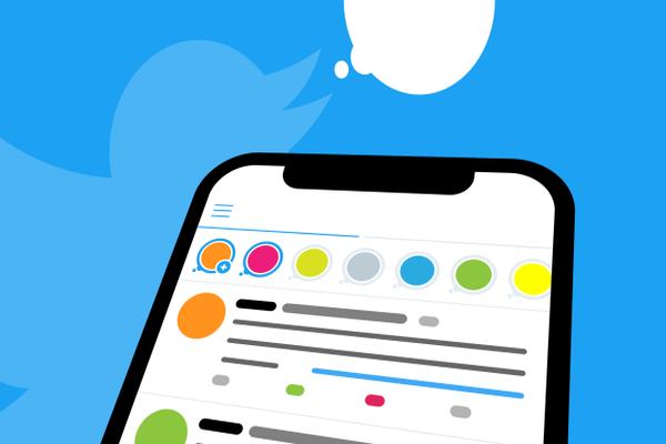 تويتر تقتبس ميزة جديدة من سناب شات وفيسبوك لجذب المستخدمين