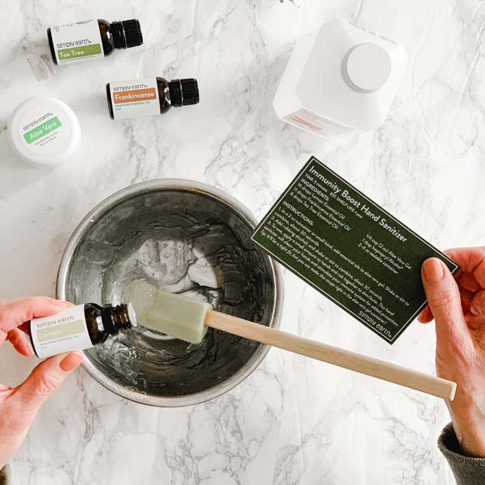 how to use essential oils for home purification