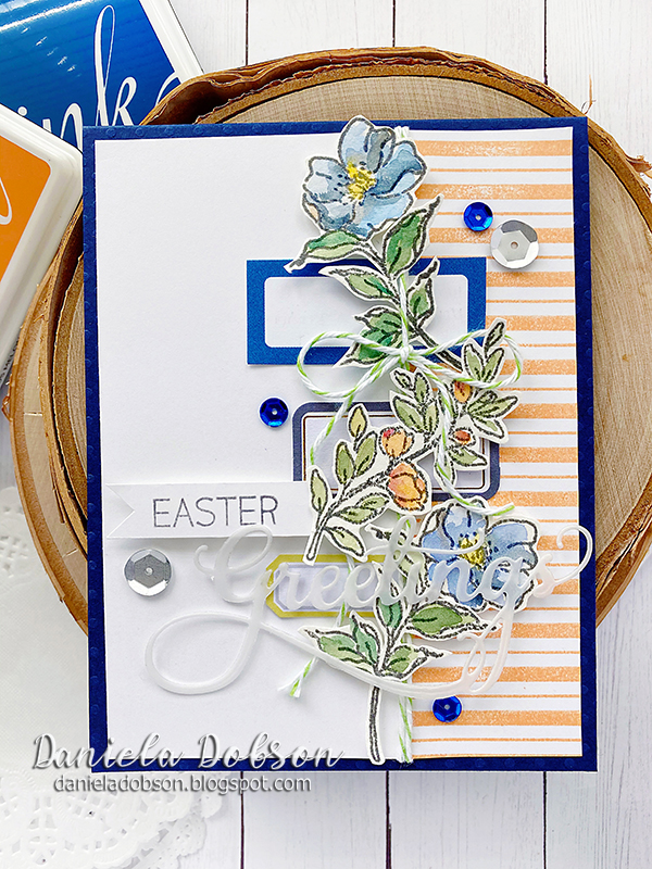 { Impression Obsession DT Challenge – Easter Fun }