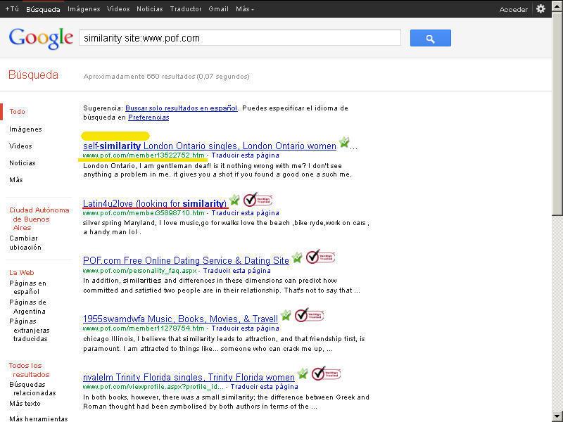 Google telefonnummer pof dating site