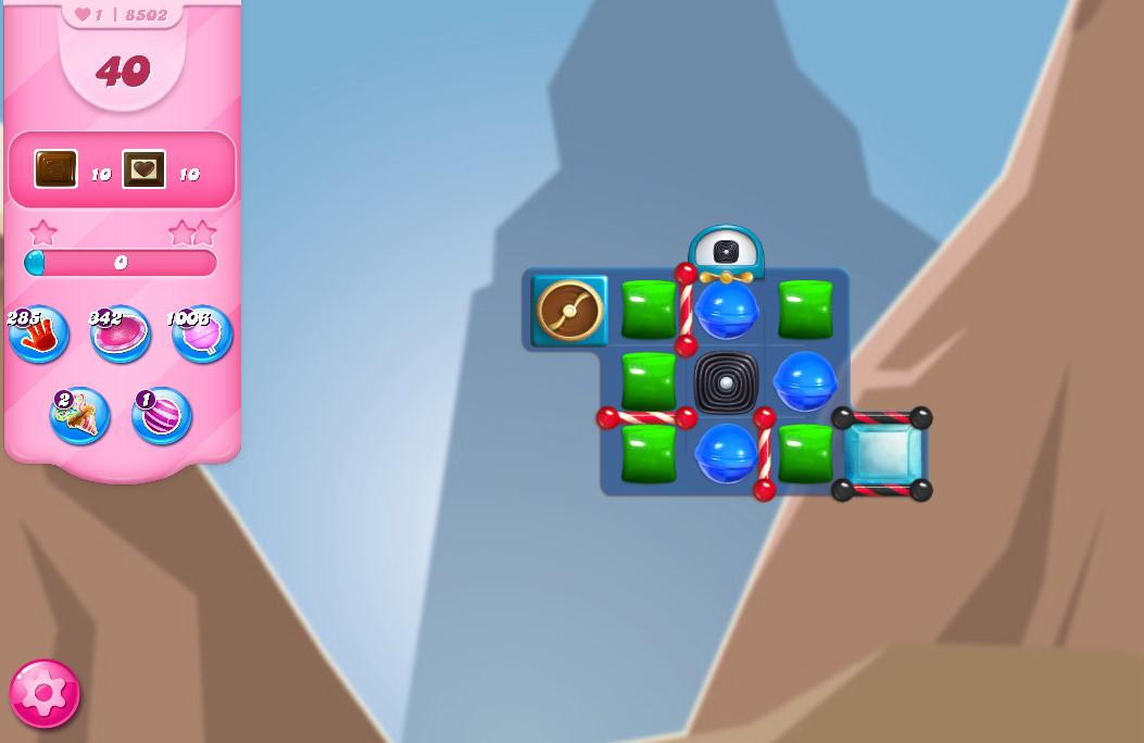 Candy Crush Saga level 8502