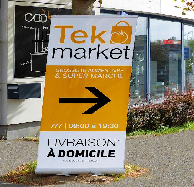 Horaires Tek Market, Tourcoing