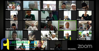 PCINU Malaysia Gelar Webinar Dampak Covid-19 Di Indonesia-Malaysia