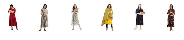 Branded pregnancy dresses in budget