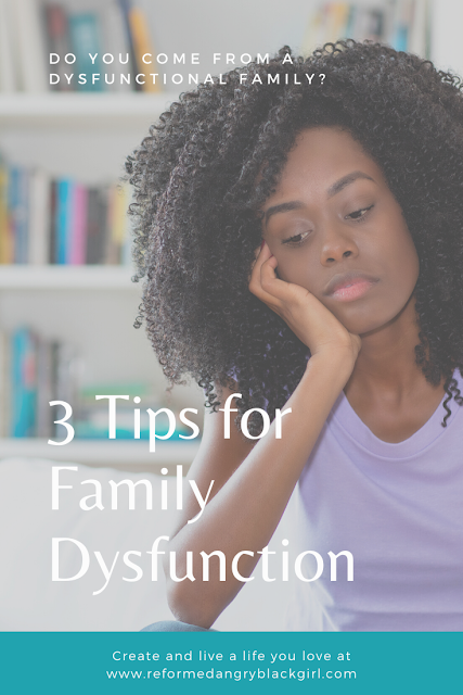 Learn how to cope with your dysfunctional family