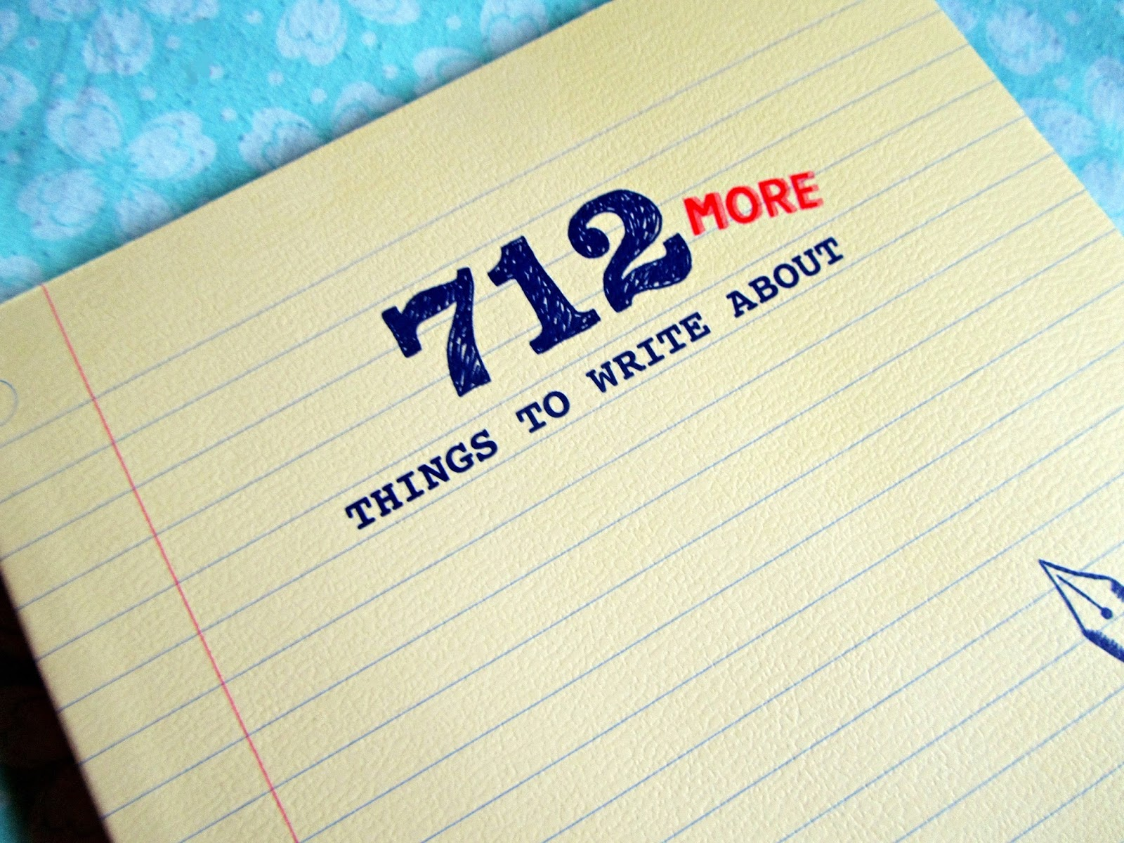 642 Things to Write About